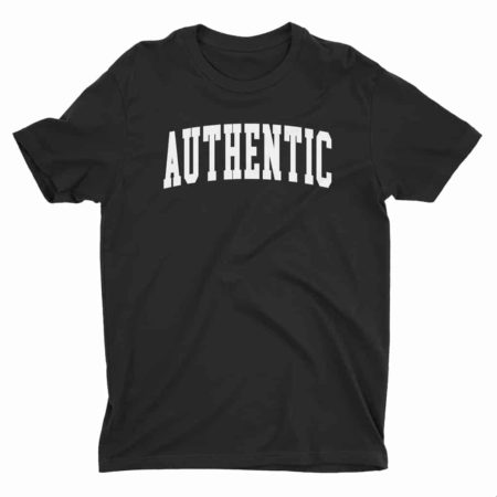Authentic T-Shirt Black
