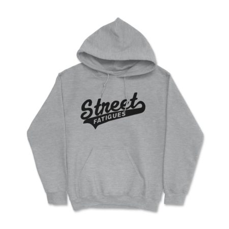 Street Fatigues Classic Hoodie Athletic Heather Grey
