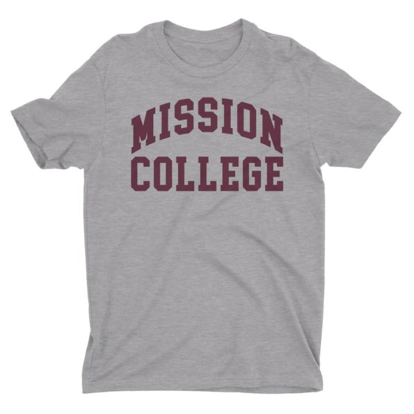 Mission-College-T-Shirt-Athletic-Grey