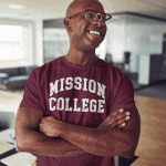 Mission College maroon Model 684×684