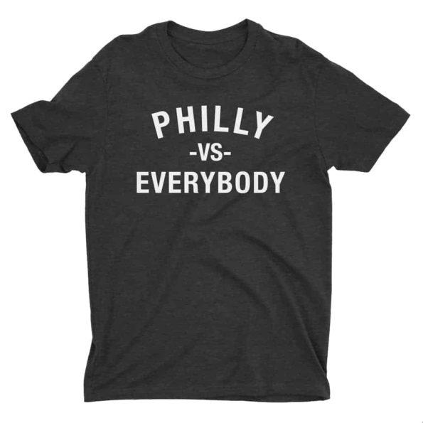 Philly-Vs-Everybody-T-Shirt-Dark-Heather