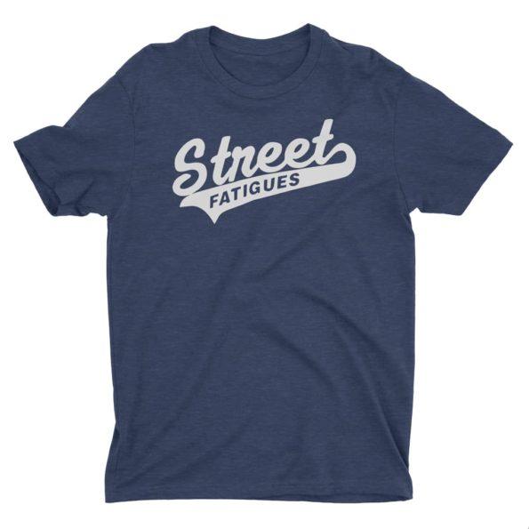 SF-Classic-Heather-Navy T-Shirt