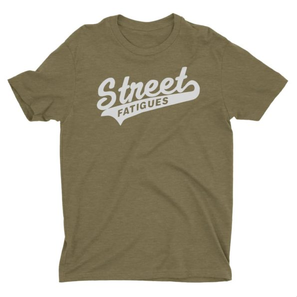 SF-Classic-Heather-Olive T-Shirt