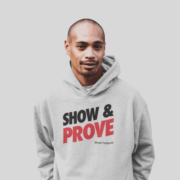 Show and Prove model