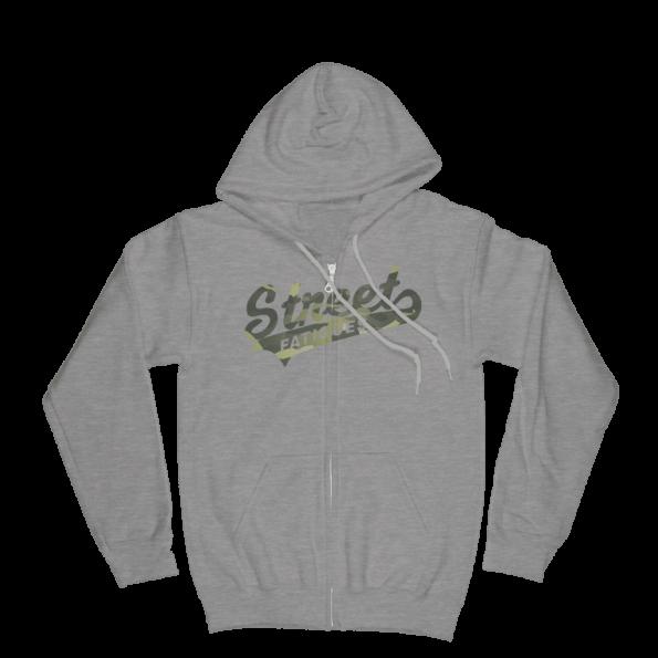 Street-Fatigues-Camo-Zip-Up-Hoodie Athletic Grey