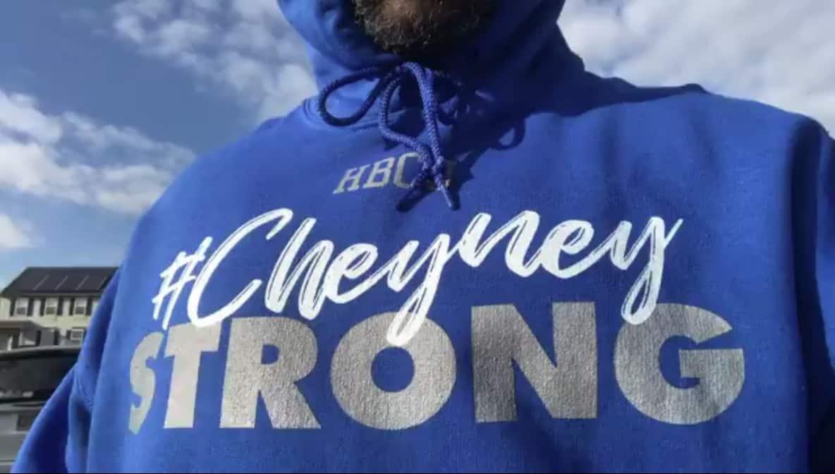 Cheyney STRONG